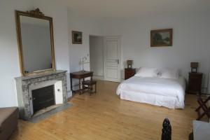 La chambre d'hôte Villandry