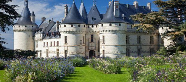 A 40 Km De Gue Chapelle Le Domaine De Chaumont Sur Loire